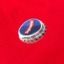 Load image into Gallery viewer, Supreme Bottle Cap Red