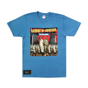Supreme CNN The War Report Tee Blue