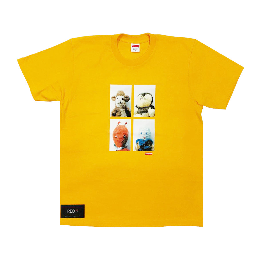 Supreme / Mike Kelly Ahh…Youth! Tee Bright Orange