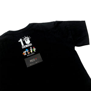 A Bathing Ape RSVP Tee Black