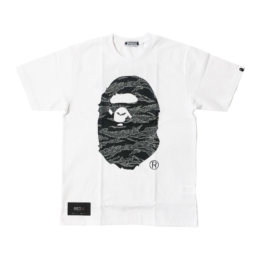 A Bathing Ape Undefeated Tee White
