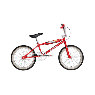 Supreme S&M BMX Dirt Bike Red