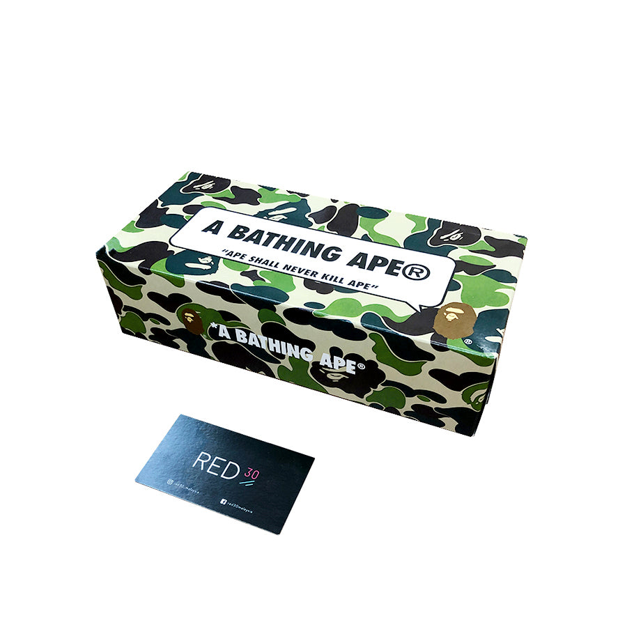 A Bathing Ape Tissue Paper Box