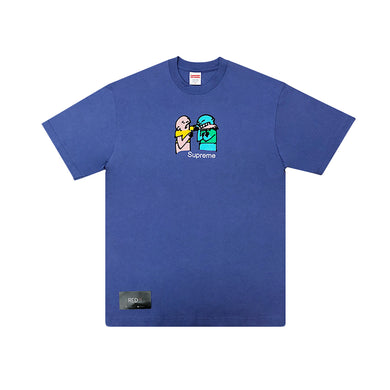 Supreme Bite Me Tee Light Purple
