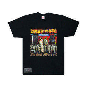 Supreme CNN The War Report Tee Black