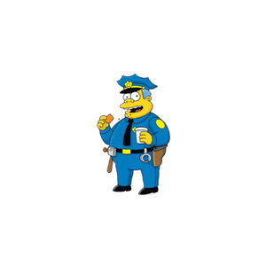 Chief Wiggum Mystery Box