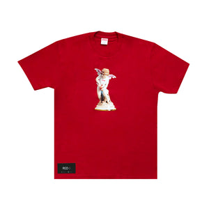 Supreme Cupid Tee Red