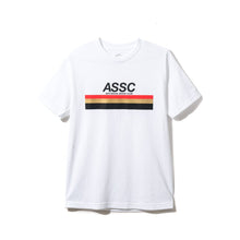 Load image into Gallery viewer, ASSC Type R White Tee
