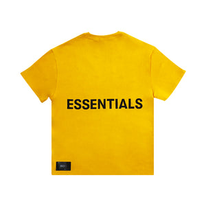 Fear Of God Essential Tee Yellow