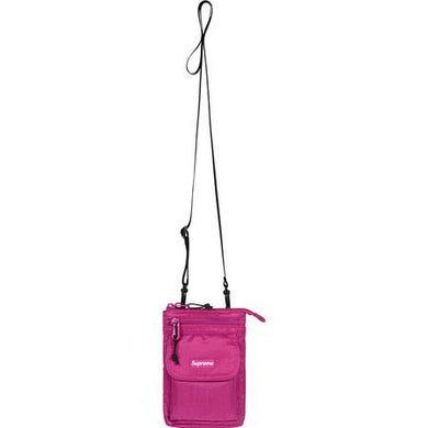 Supreme FW19 Shoulder Bag Pink