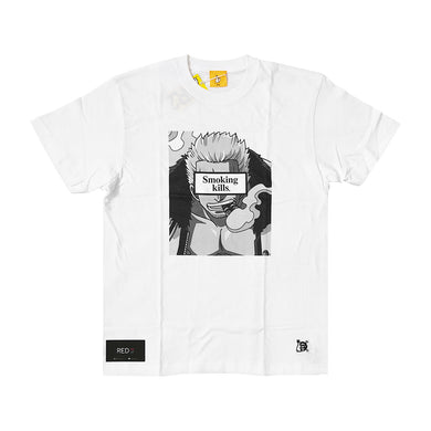 FR2 / One Piece Smoker Tee White