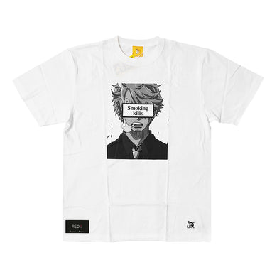 FR2 / One Piece Sanji Tee White