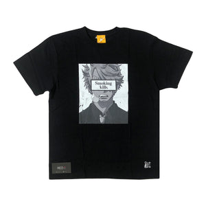 FR2 / One Piece Sanji Tee Black