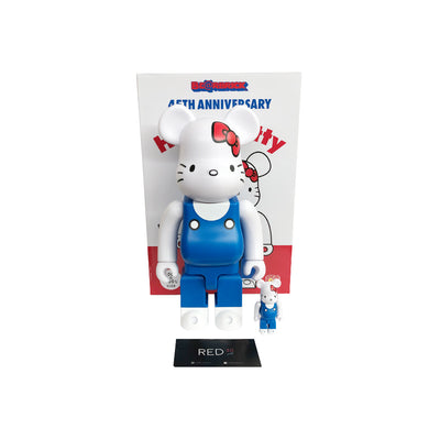 Medicom Toy 40th Anniversary Hello Kitty Bearbrick