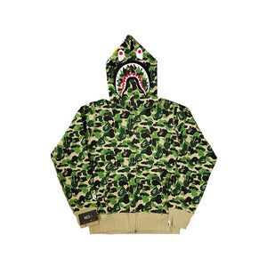 A Bathing Ape ABC Shark Full Zip Hoodie
