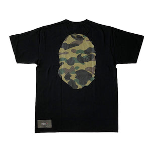 A Bathing Ape 1st Camo Tee Black