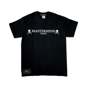 Mastermind Japan Midtown Hibiya Grand Opening Tee Black