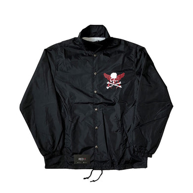 Mastermind Japan x Strict G Coach Jacket