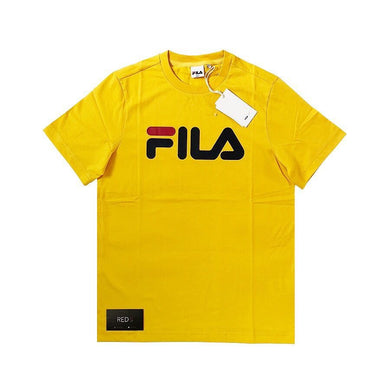 Fila Logo Tee Orange