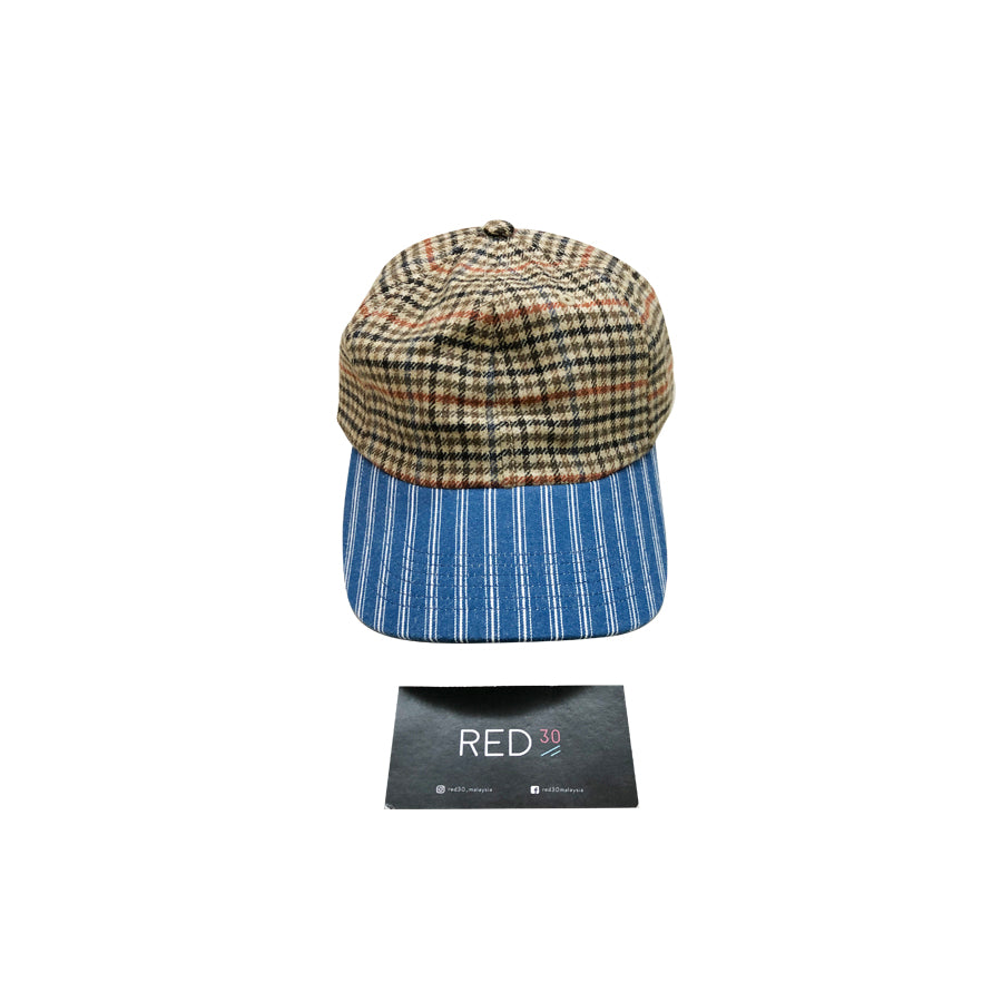 Noah Wool Stripe Cap