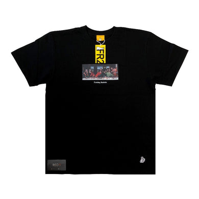 FR2 Last Supper Tee Black