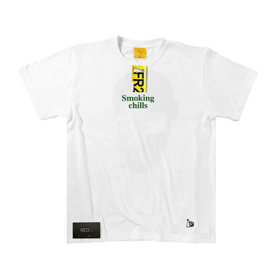 FR2 Pot-Man Tee White
