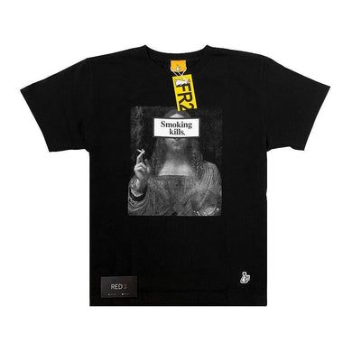FR2 Smoking Kill Photo Tee Black
