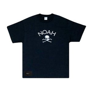 Noah Jolly Roger Tee Black
