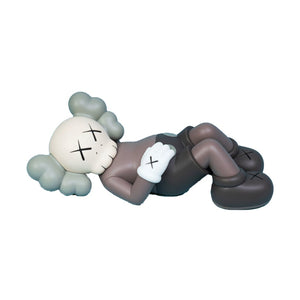 "Kaws Holiday Japan 9.5"" Vinyl Figure Brown"