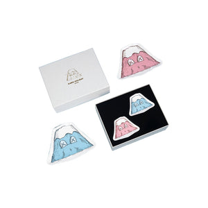 Kaws Holiday Japan Mount Fuji Ceramic Plate