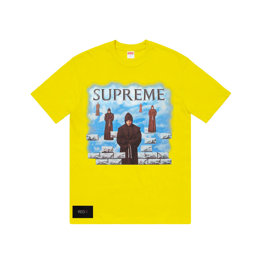 Supreme Levitation Tee Sulfur {SALE}