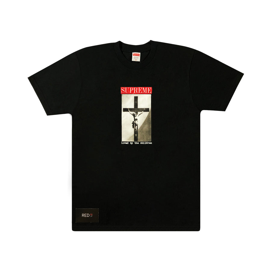 Supreme Loved by Children Tee Black