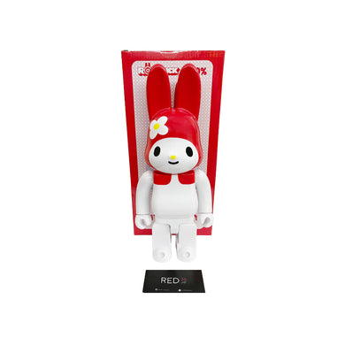 Medicom Toy Melody Rabbrick 400% Bearbrick