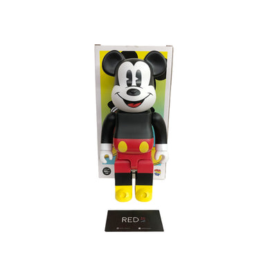 Medicom Toy Mickey And Minnie 400% Bearbrick
