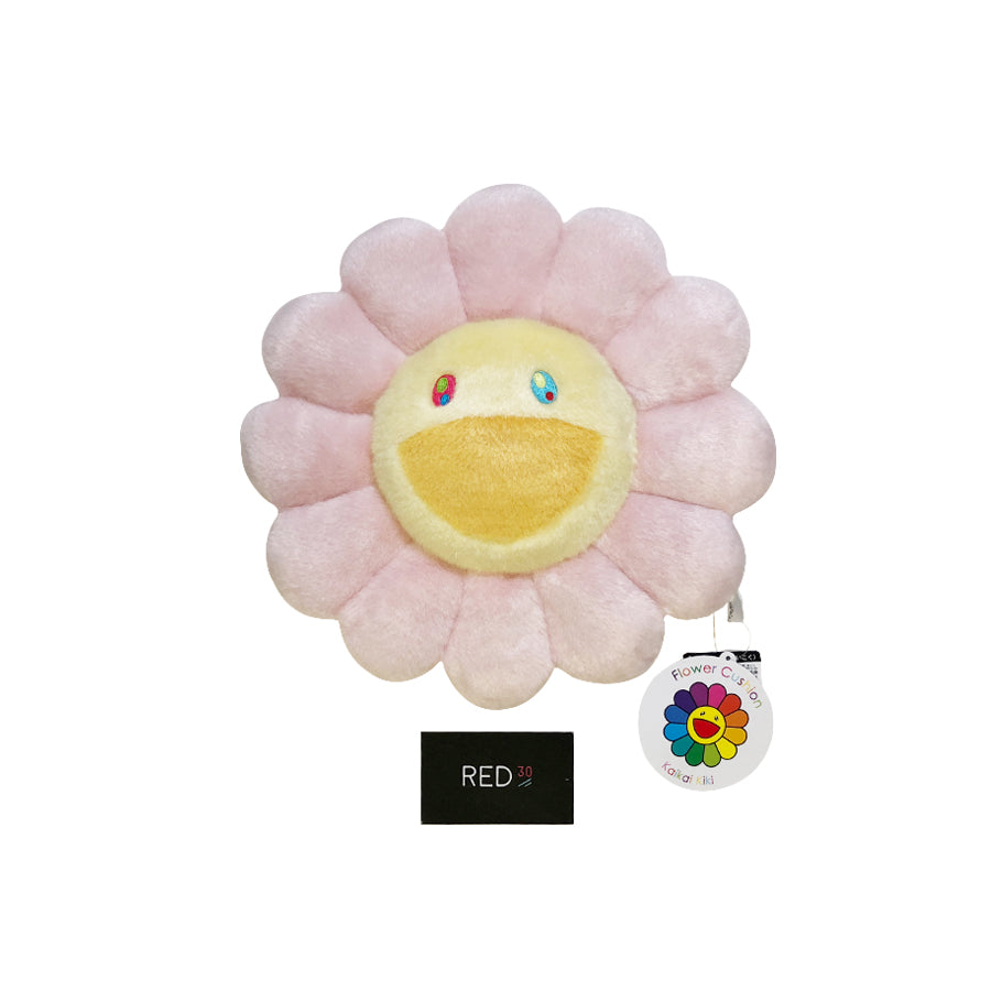 Murakami Flower Cushion Light Pink