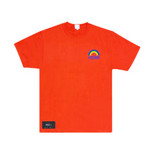 Load image into Gallery viewer, Noah Rainbow Tee Orange
