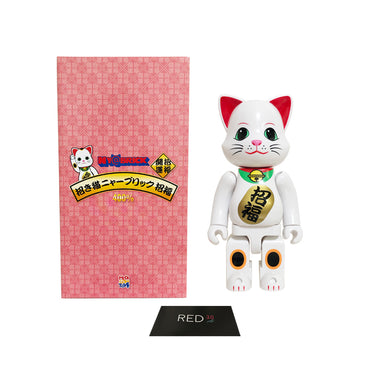 Medicom Toy Lucky Cat 400% Nybrick