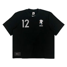 Load image into Gallery viewer, Nikelab / Off-White Mercurial NRG X Tee Black