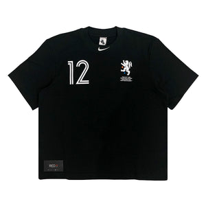 Nikelab / Off-White Mercurial NRG X Tee Black