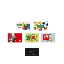 Load image into Gallery viewer, Kaws / Uniqlo Gift Card ( Set Of 5 )