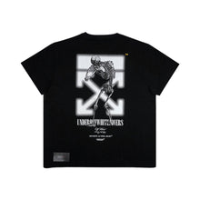 Load image into Gallery viewer, Off White X Undercover Skeleton Dart Tee Black