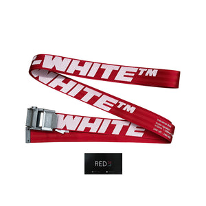 Off White industrial Belt 2.0