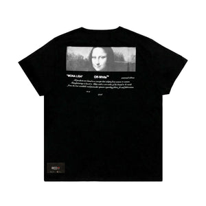 "Off White ""For All"" Collection ""04"" Tee Black"