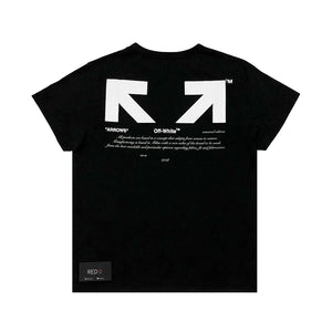 "Off White ""For All"" Collection ""03"" Tee Black"