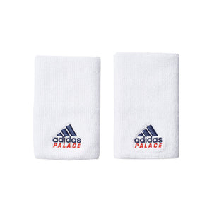 Palace Adidas On Court Wristband White
