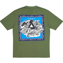 Load image into Gallery viewer, Palace Getting Higher Tee Army Green