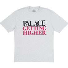 Load image into Gallery viewer, Palace Getting Higher Tee Grey