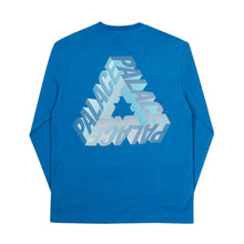 Load image into Gallery viewer, Palace P-3D Long Sleeve Blue