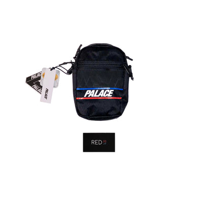 Palace Dimension Shot Bag Black