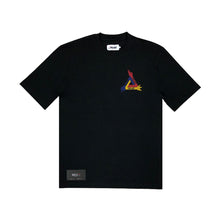 Load image into Gallery viewer, Palace JCDC Tri Ferg Tee Black